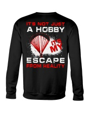 Escape From Reality Paragliding - Limited Edition Crewneck Sweatshirt thumbnail