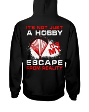 Escape From Reality Paragliding - Limited Edition Hooded Sweatshirt thumbnail
