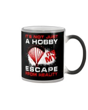 Escape From Reality Paragliding - Limited Edition Color Changing Mug thumbnail