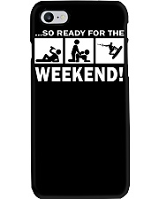 SO READY FOR THE WEEKEND - WAKEBOARDING Phone Case thumbnail