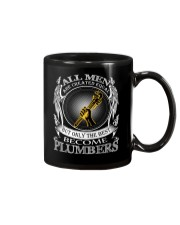 ONLY THE BEST BECOME PLUMBERS Mug thumbnail