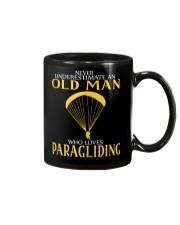 OLD MAN WHO LOVES PARAGLIDING Mug thumbnail