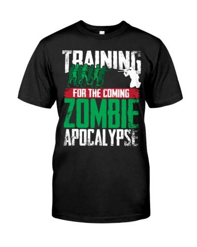 Training For The Zombie Apocalypse Paintball
