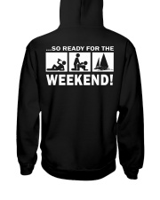 SO READY FOR THE WEEKEND BEER-SEX-SAILING Hooded Sweatshirt thumbnail
