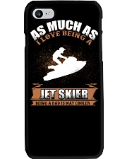 AS MUCH AS I LOVE BEING A JET SKIER Phone Case thumbnail