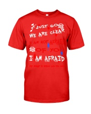 LOVE PAINTBALL Classic T-Shirt front