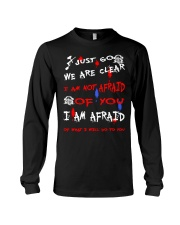 LOVE PAINTBALL Long Sleeve Tee front