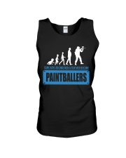 SOME BOYS BECOME MEN A FEW MEN BECOME PAINTBALLERS Unisex Tank thumbnail