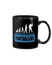 SOME BOYS BECOME MEN A FEW MEN BECOME PAINTBALLERS Mug thumbnail