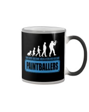 SOME BOYS BECOME MEN A FEW MEN BECOME PAINTBALLERS Color Changing Mug thumbnail