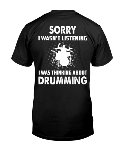 I Was Thinking About Drumming