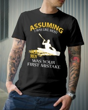 LIMITED EDITION KAYAK OLD MEN Classic T-Shirt lifestyle-mens-crewneck-front-6