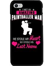 I MET AN AMAZING PAINTBALLER MAN Phone Case thumbnail