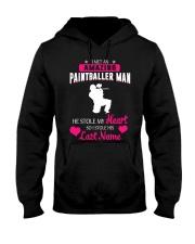 I MET AN AMAZING PAINTBALLER MAN Hooded Sweatshirt thumbnail