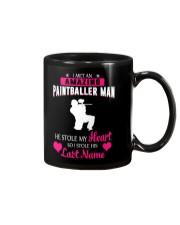 I MET AN AMAZING PAINTBALLER MAN Mug thumbnail