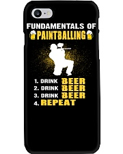 FUNDAMENTALS OF PAINTBALLING Phone Case thumbnail