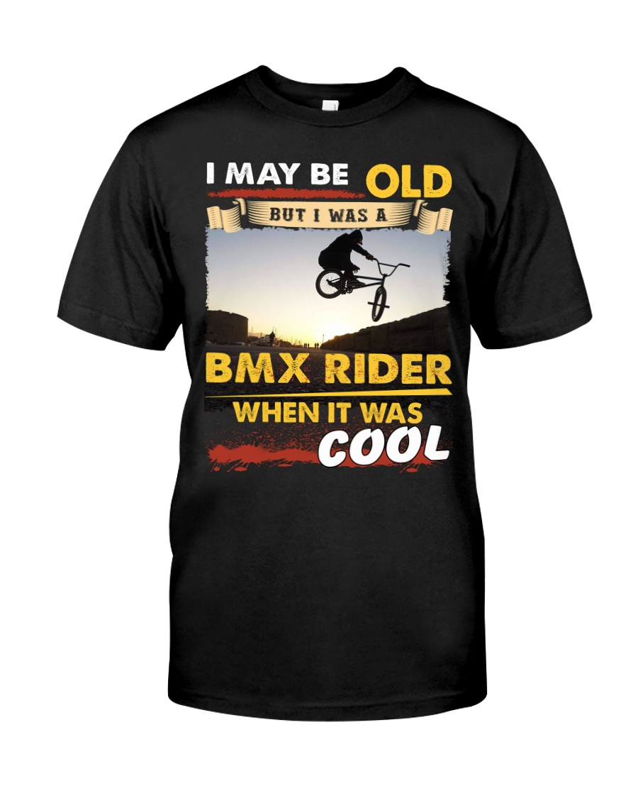 AWESOME BMX RIDER Classic T-Shirt