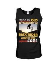 AWESOME BMX RIDER Unisex Tank thumbnail