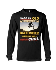 AWESOME BMX RIDER Long Sleeve Tee thumbnail