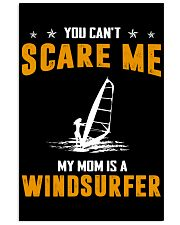 YOU CAN'T SCARE ME MY MOM IS A DRUMMER 11x17 Poster thumbnail