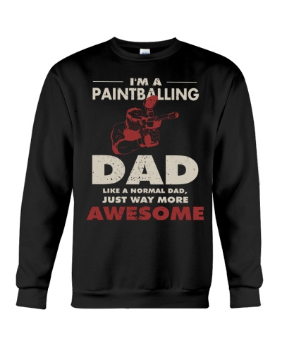 PAINTBALL DAD