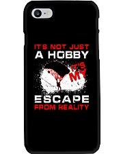 Escape From Reality Skydiving Phone Case thumbnail