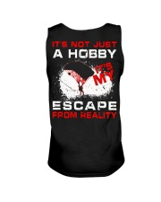 Escape From Reality Skydiving Unisex Tank thumbnail