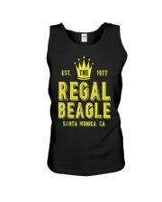 The Regal Beagle T-Shirt Funny Beagle Unisex Tank thumbnail