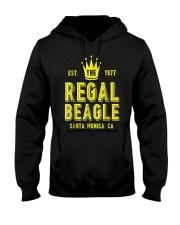 The Regal Beagle T-Shirt Funny Beagle Hooded Sweatshirt thumbnail