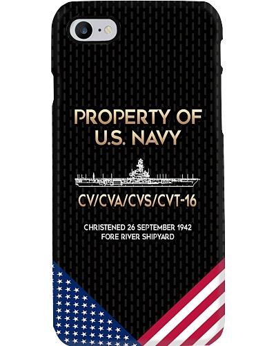 CV16 PHONE CASE