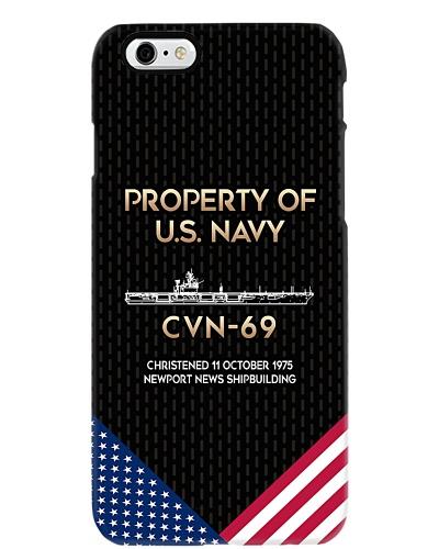 CVN69 PHONE CASE
