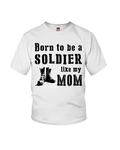 Born To Be A Soldier