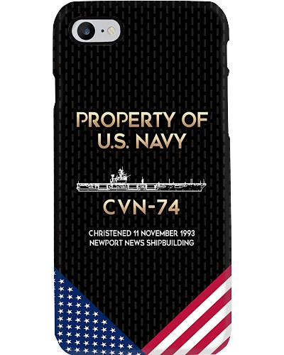 CVN74 PHONE CASE