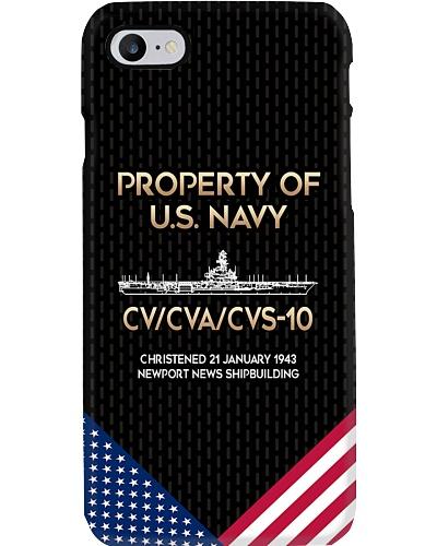 CV10 PHONE CASE