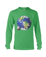 Oh Wow Long Sleeve Tee front