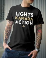 Lights Kamara Action T Shirts Hoodie Classic T-Shirt lifestyle-mens-crewneck-front-6