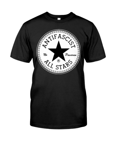 Antifascist Allstars Antifascist Allstars T Shirts