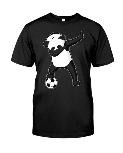 Dabbing Soccer Panda T Shirts Hoodie Sweatshirt