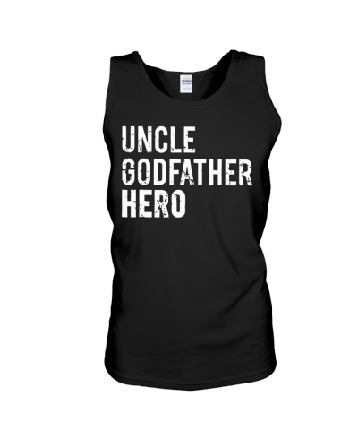 Uncle Godfather Hero T Shirts Hoodie