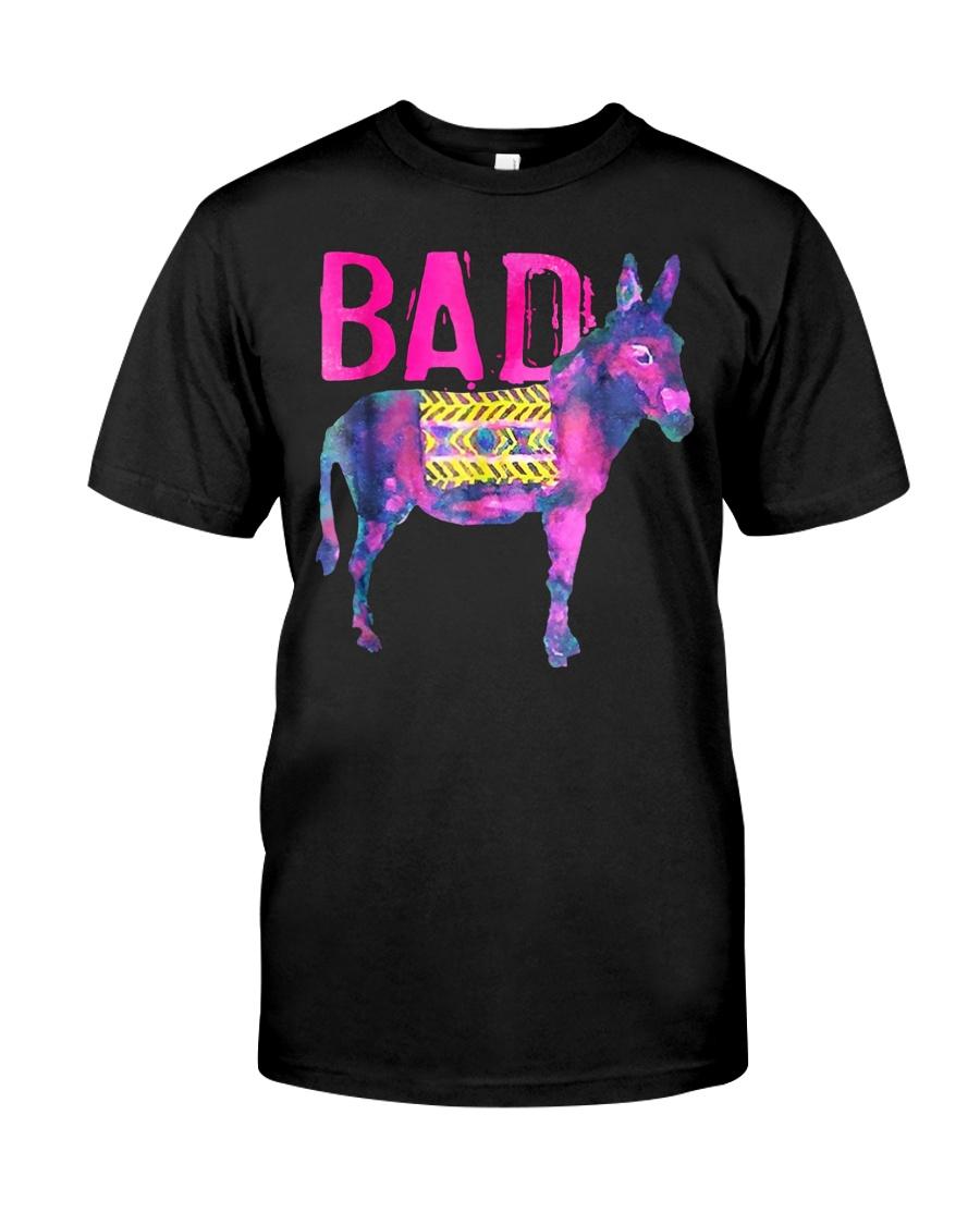 Bad Donkey T Shirts Hoodie Sweatshirt Classic T-Shirt