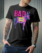 Bad Donkey T Shirts Hoodie Sweatshirt Classic T-Shirt lifestyle-mens-crewneck-front-6