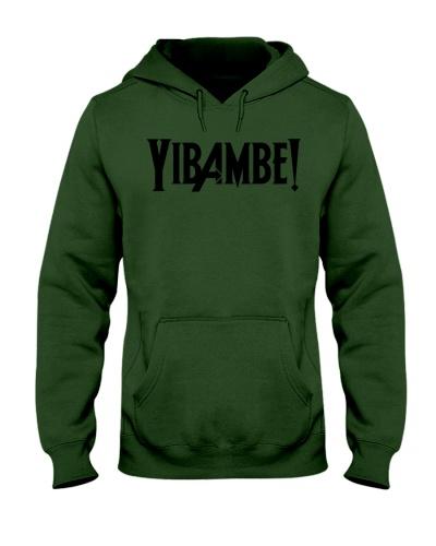 YIBAMBE T Shirt Hoodie