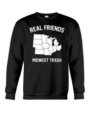 Real Friends Midwest Trash T Shirt Hoodie Crewneck Sweatshirt thumbnail