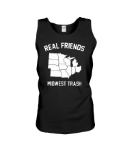Real Friends Midwest Trash T Shirt Hoodie Unisex Tank thumbnail