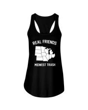 Real Friends Midwest Trash T Shirt Hoodie Ladies Flowy Tank thumbnail