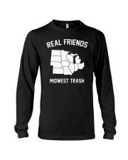 Real Friends Midwest Trash T Shirt Hoodie Long Sleeve Tee thumbnail