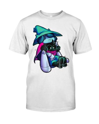Kris And Ralsei Deltarune T Shirts Hoodie