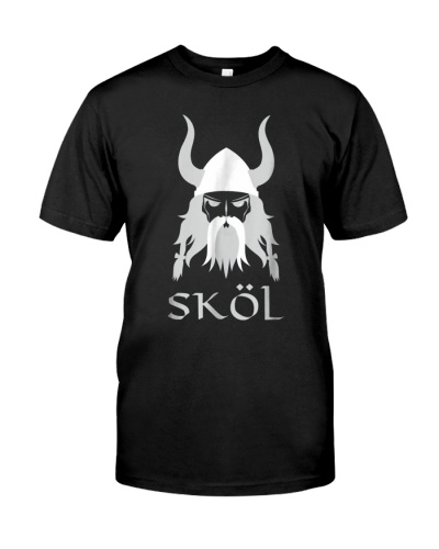 Skol Nordic Scandinavian Viking Warrior Helmet