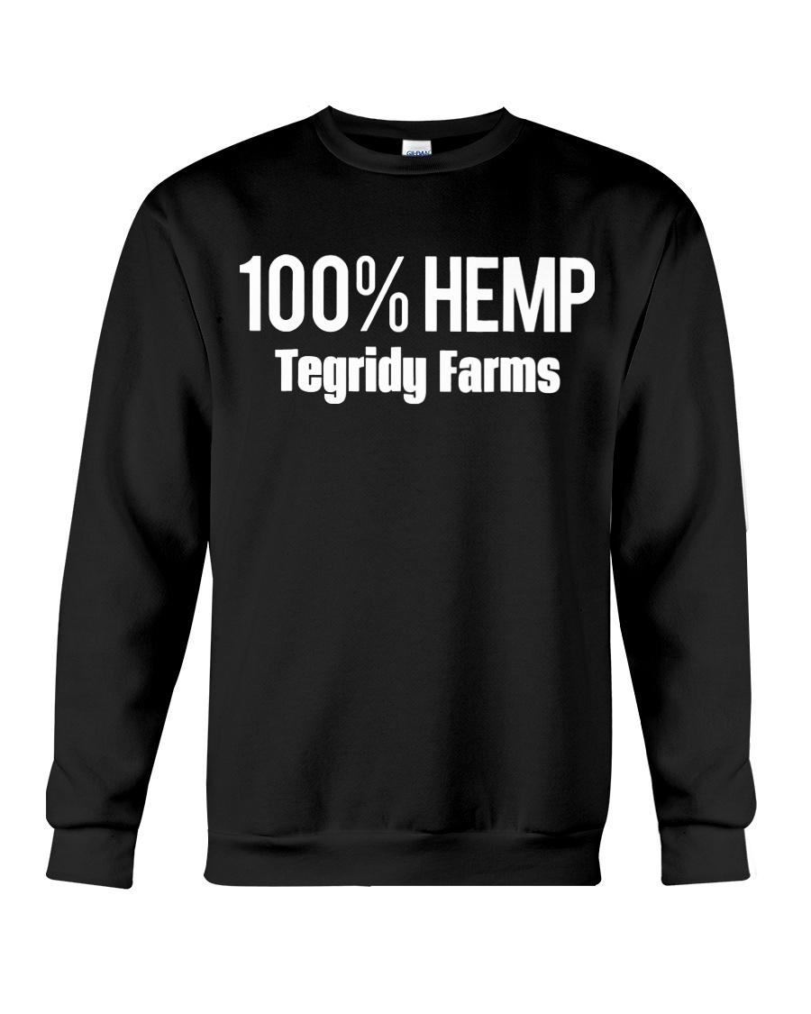 Tegridy Farms 100 HEMP T Shirt Hoodie Crewneck Sweatshirt