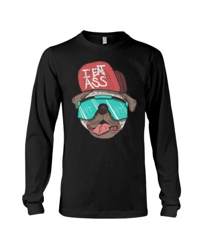 I Eat Ass Pug T Shirt and Hoodie